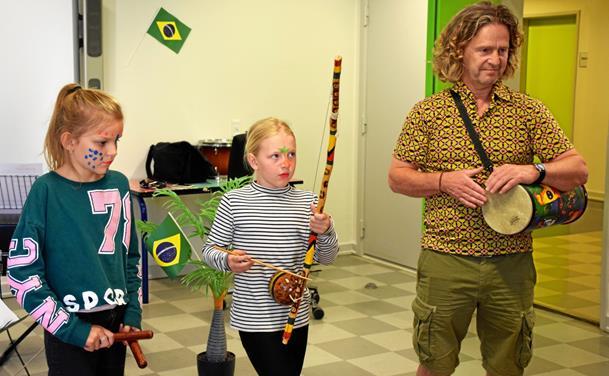 Kulturskoledag på tværs af alt