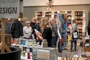 Kreativ hobbymesse er vokset til Nordjyllands største