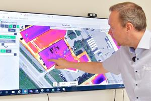 Nu sættes dronerne ind: Energicenter vil jagte varmespild fra luften