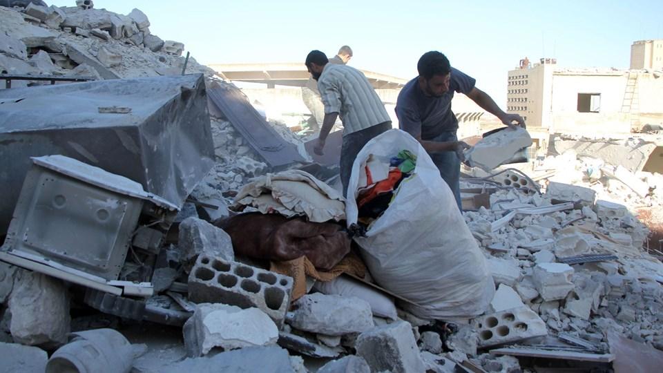 SYRIA-CONFLICT-IDLIB Foto: Scanpix/Omar Haj Kadour