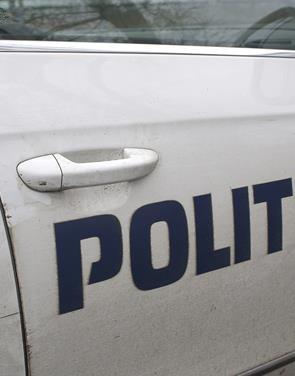 Mobilt politi til Mors