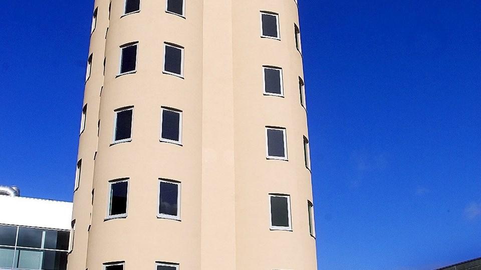 Hjørring Erhvervscenter har i dag adresse i Vækstcenter Nord på Åstrupvej. Hvis oplægget vedtages flytter centret næste år til Amtmandsboligen på Amtmandstoften.   Arkivfoto: Bent Bach