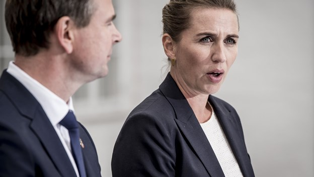 Mette F.: Der kommer store ændringer af dansk politi