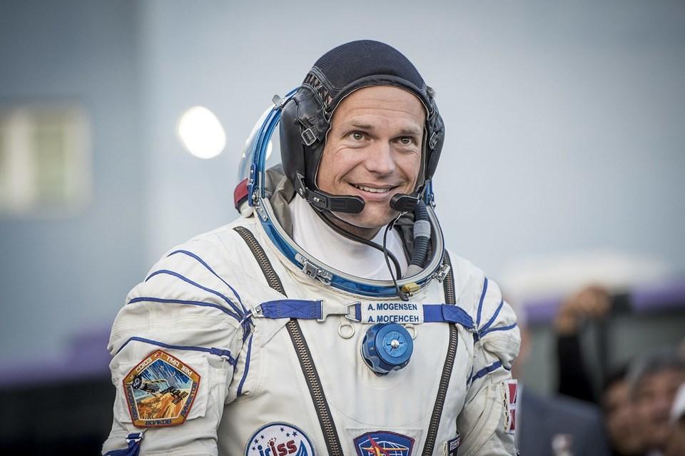 LIVE: Dansk astronaut lander på Den Internationale Rumstation | Nordjyske.dk