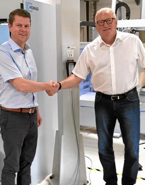SmartVan indgår samarbejde med svensk gigant