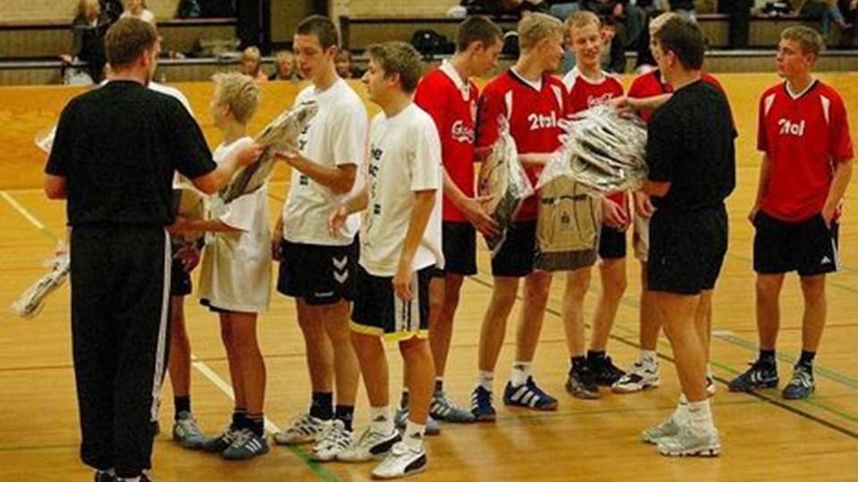 Pengo Cup er en gammel tradition. Her et foto fra 2004. Arkivfoto: Martin Damgård