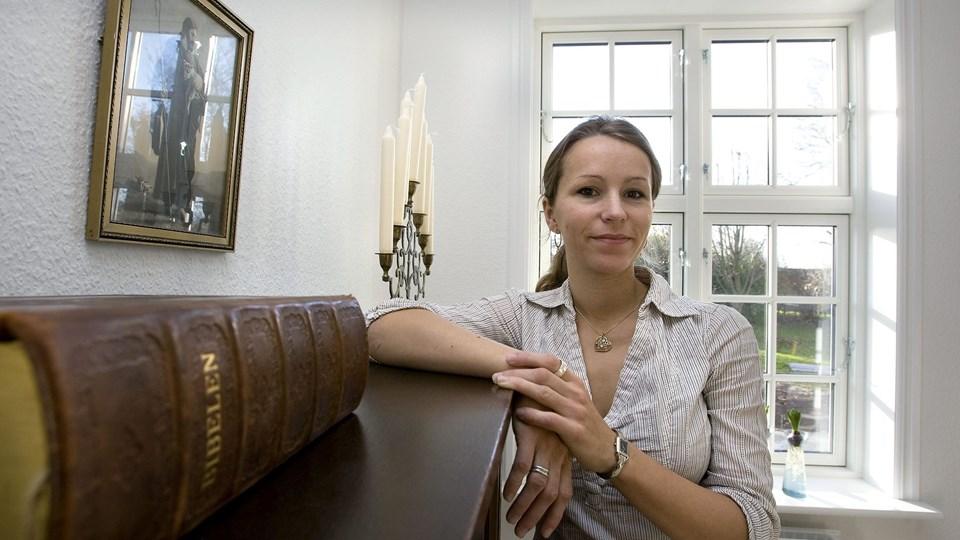 Ann Sofi Lægsgaard Andersen. Arkivfoto