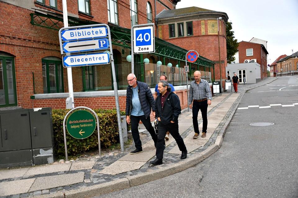 Line Lykkegaard Skouog Kurt Bering (foto)