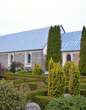 Bragende jubilæumskoncert i Tversted Kirke