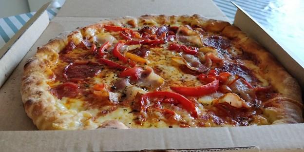 Vil være Aalborgs bedste pizzeria: Maden var kedelig og samlebåndsagtig