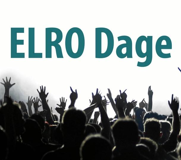 Masser af underholdning og musik under tre ELRO-dage