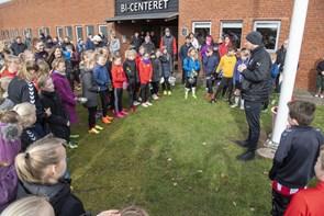 Fodboldstart for de yngste