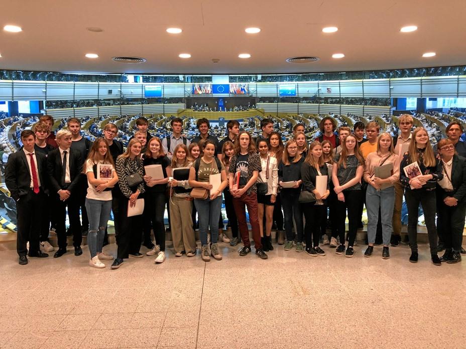 Unge i EU - på tur