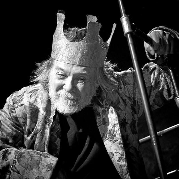 Shakespeares klassiker King Lear kan også opleves på Kappelborg til marts. Forestillingen præsenteres af Teatret Møllen og Teatret.