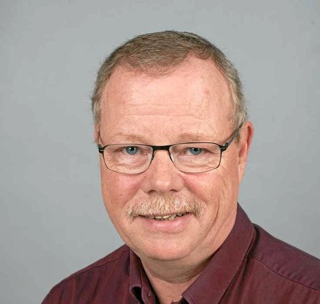 Ole Madsen, formand for Metal Himmerland: - Vi vil gerne være med til at sikre, at alle har en mulighed for at tale med en advokat. Arkivfoto.