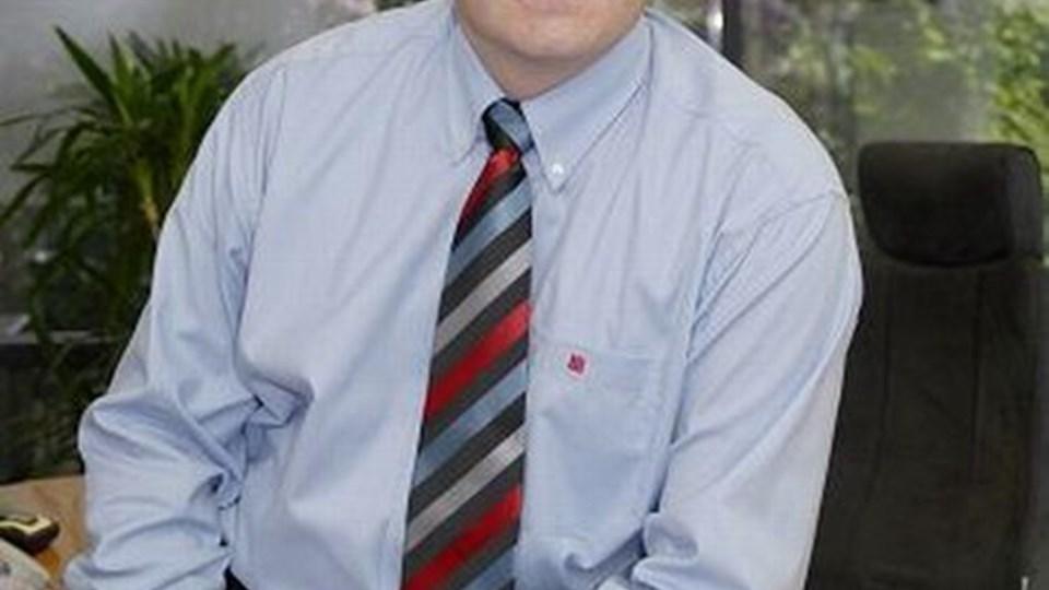 Ejnar S. Christensen - ny administrerende direktør