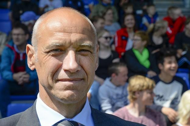 Thisted-boss freder Bo Thomsen