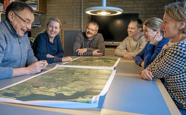 Møde om Tornby i Grøn Bevægelse