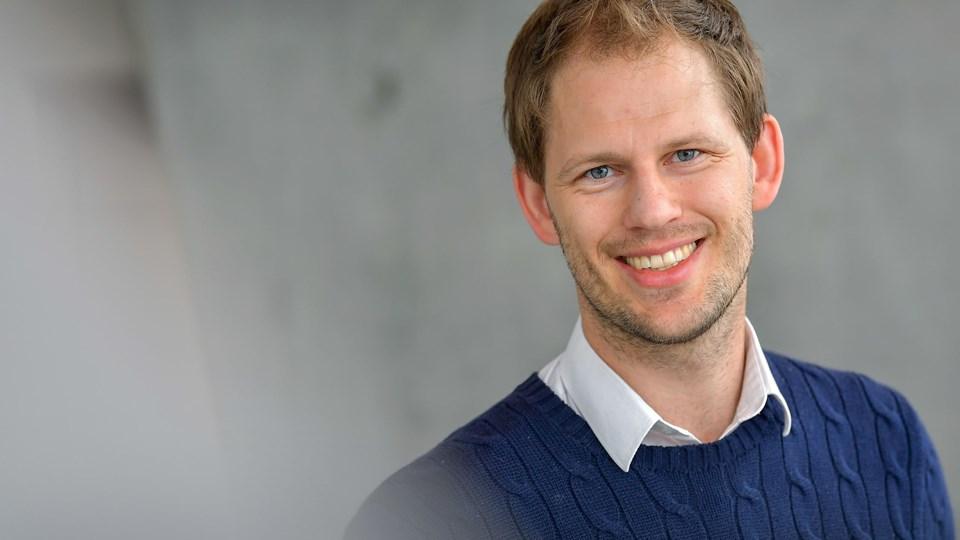 Mads Duedahl er nu officielt ny leder for Venstre i byrådsgruppen i Aalborg Kommune. Arkivfoto: Jesper Thomasen