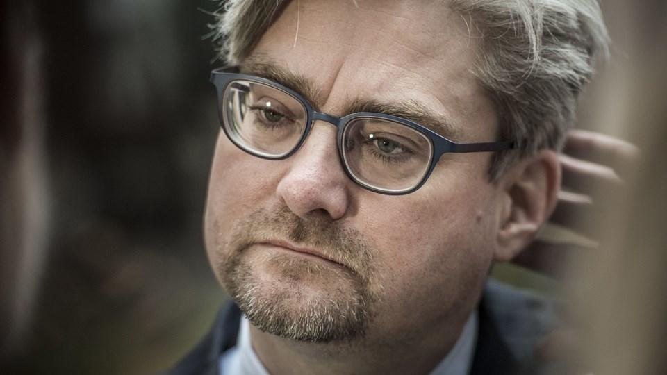 Søren Pind Foto: Scanpix/Asger Ladefoged