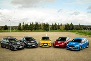 En af disse fem bliver Årets Bil 2020