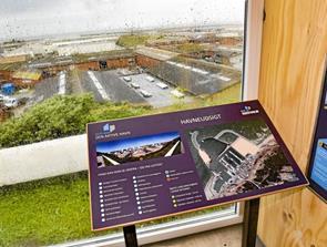 Udstillingscenter færdigt i Hanstholm