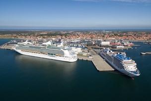 Flere og flere cruiser til Skagen