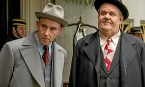 Stan Laurel & Oliver Norvell Hardy ....