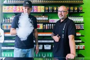 Dampende nyhed: Vape2Go åbner endnu en butik i Aalborg