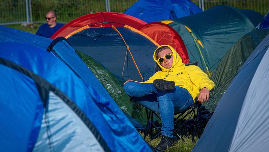 Øl-vejr og penge i kassen: Nibe Festival gør status