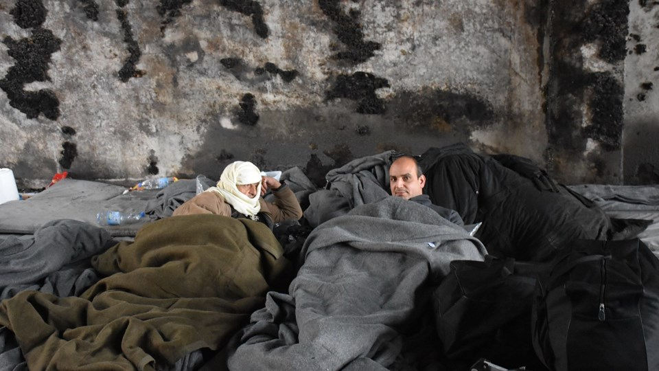SYRIA-CONFLICT-AID Foto: Scanpix/George Ourfalian