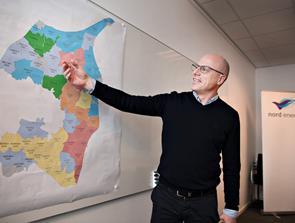 Nu har mere end 100.000 borgere mulighed for Fiber i Vendsyssel