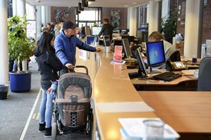Udsigt til bedre service i Aalborg: Få ordnet pas og kørekort på biblioteket