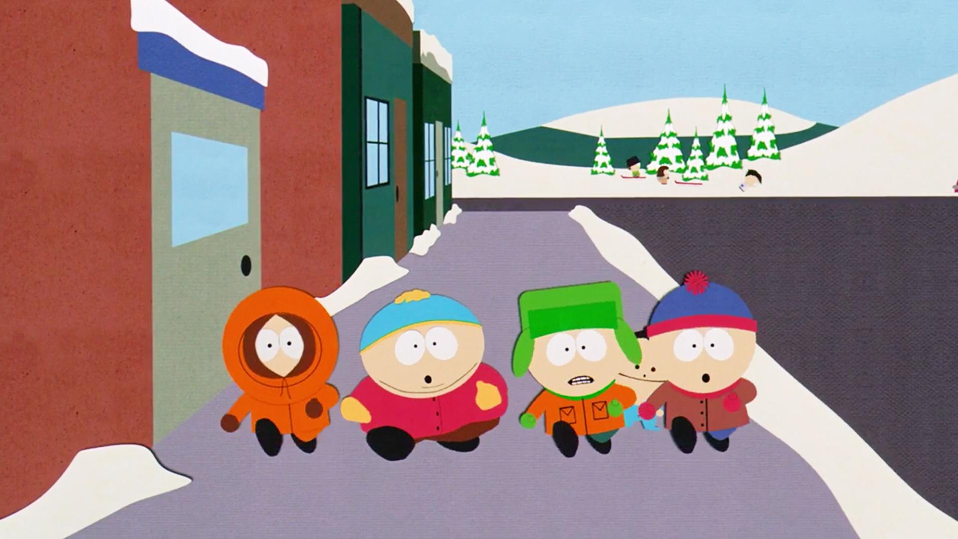 Vild med South Park? Biffen viser særlig sing-along version