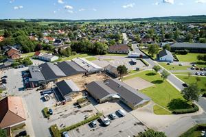 Centerpladsen i Terndrup under forvandling: Sådan skal området gøres attraktivt