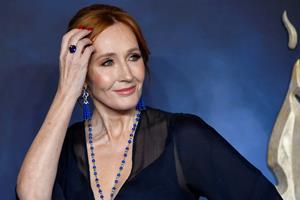 J.K. Rowling giver 130 millioner kroner til skleroseforskning