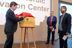 Mens kinesere hygger i Aalborg: Kina forsøger at presse det danske demokrati