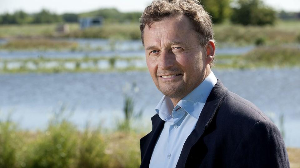 Carl Chr. Pedersen: - Det kan for mange landmænd være svært at miste fem-syv procent af støtten i en tid, hvor bankerne stiller stigende krav til indtjeningen.