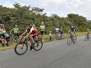 Børn og unge får chancen for at prøve cykelløb