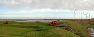 Flertal i byrådet i Frederikshavn bakker op om havvindmøller