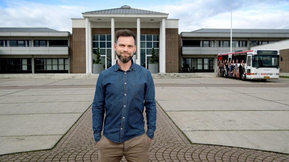 Kåre Berenthz-Nicolaisen bliver 1. november ny markedsdirektør hos NORDJYSKE Medier. Foto: Lars Pauli