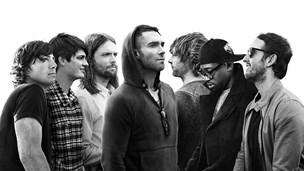 Kom til koncert med Maroon 5