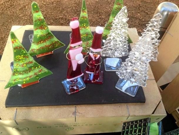 Bazar i julens tegn