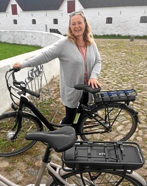 Elcykler har medvind