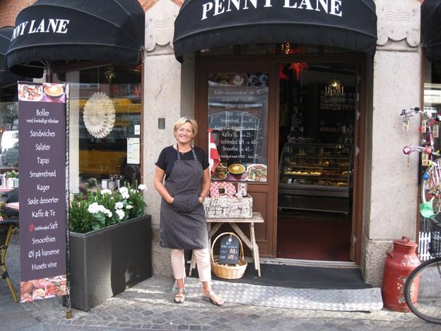 Lisa Søgaard understreger, at Penny Lane kører videre i samme ånd som hidtil. Arkiv: Ole Skouboe