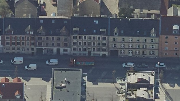 Treværelses lejlighed solgt på Østerbro i Aalborg