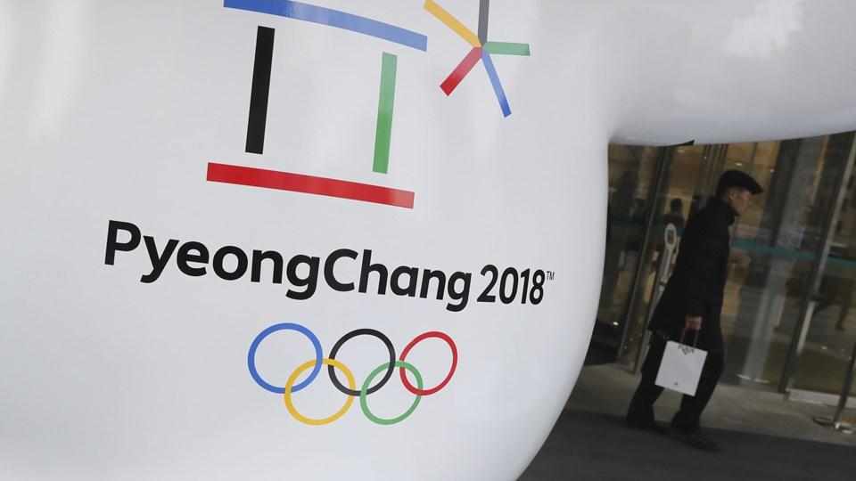 Nordkorea vil gerne deltage ved vinter-OL i nabolandet. Detaljerne for deltagelsen kommer på plads 20. januar. Foto: Scanpix/Lee Jin-man