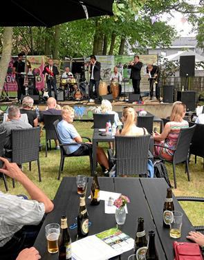 Musikalsk mekka på Skovsgaard Hotel