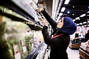 Kun en ud af 20 flygtningekvinder i Nordjylland er i arbejde - på trods af gode job-muligheder