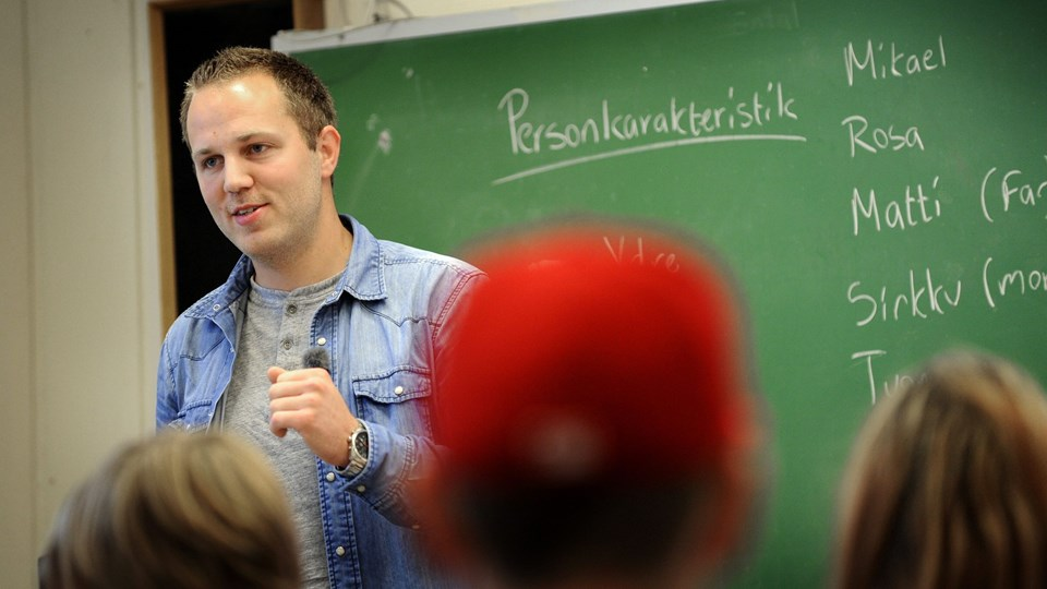 Konflikten på lærerområdet bliver kort, mener professor Henning Jørgensen fra Aalborg Universitet. Arkivfoto